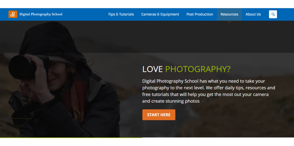 Blog di Fotografia - Digital Photography School