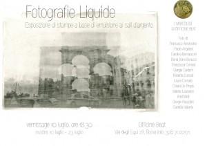 INVITO FOTOGRAFIE LIQUIDE