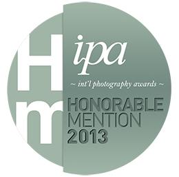 INTERNATIONAL PHOTOGRAPHY AWARDS 2013