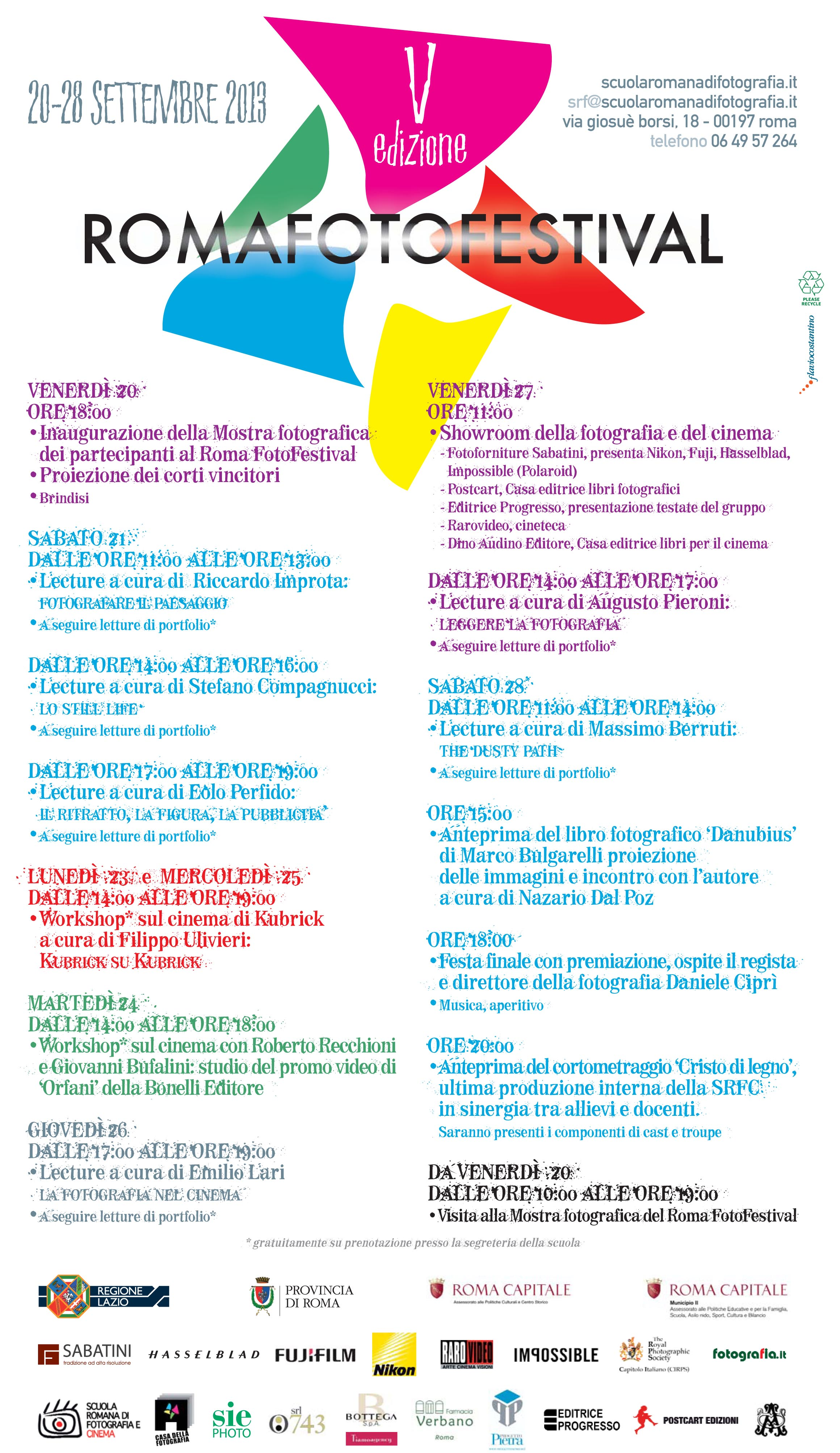 RomaFotoFestival_programma_SRFC