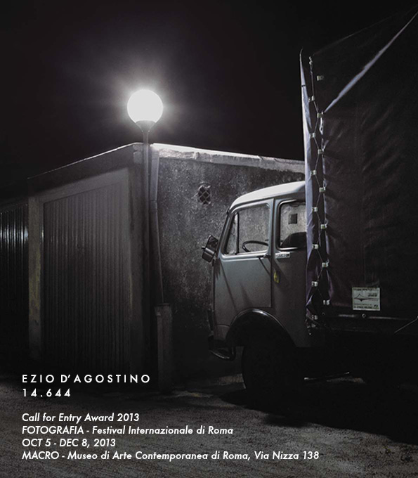 CALL FOR ENTRY 2013